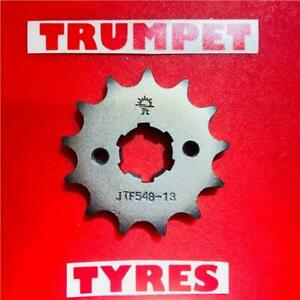 YAMAHA TT-R125 00 01 02 03 04 FRONT SPROCKET 13 TOOTH 428 PITCH JTF548.13