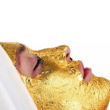 Organisch Rein Echt 24K Gold Creme 50ml Öko Argan Öl Kokos Aloe Shea Anti-Falten