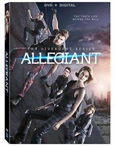 DIVERGENT SERIES: ALLEGIANT NEW DVD