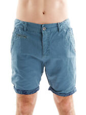 Brunotti walkshort pantalones de deporte tiempo libre pantalones verde crewas bolsillos Zipper