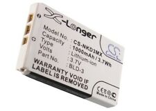 Replacement Battery For Nokia BLD-3 3.7v 1000mAh / 3.70Wh Mobile,Phone Battery