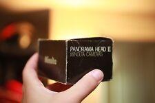 Minolta Panorama Head II for Minolta SLR Cameras NOS NEW in Box ! NIB
