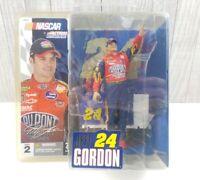 New Jeff Gordon #24 NASCAR Figure Action McFarlane Series 2