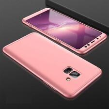 Funda SAMSUNG GALAXY A6 PLUS 2018  360 Carcasa Coques Case Caso rosa pink etuis