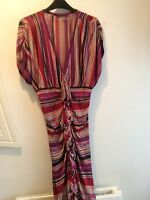 ladies dress size 10, viscose