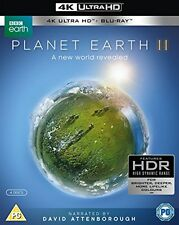 Planet Earth II (4k UHD Blu-ray + Blu-ray) [New DVD]