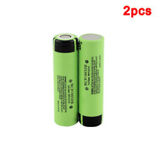 2Pcs 3.7V Ncr 18650B 3400Mah Rechargeable Batteries For Battery Portable Charger