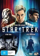 Star Trek 3 Movie Collection BRAND NEW Region 4 DVD