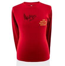 Alan Ball firmado ganadores de la Copa del Mundo 1966 Camiseta autógrafo Jersey