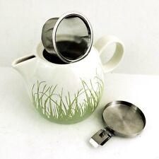 Tea Forte Spring Grass Loose Tea Infuser Tea Pot