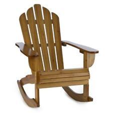 Blumfeldt Rushmore Chaise de Jardin 71x95x105 cm - Marron