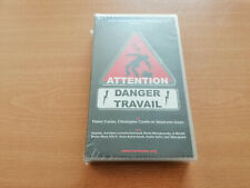 Attention danger travail-vhs neuf