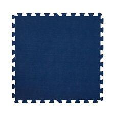 carpet top interlocking mats 100 sq ft blue trade show puzzle tiles floor mat