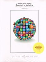 Essentials of Marketing  by Perreault (Global Edition)