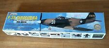 Top Flite P-39 Airacobra GOLD EDITION kit (Radio Control Model Airplane Kit) Vtg