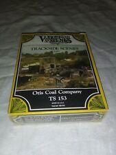 Woodland Scenics HO Scale Otis Coal Company Kit TS153 New