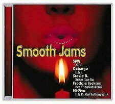 SMOOTH JAMS CD BY VARIOUS ARTISTS NEW SEALED