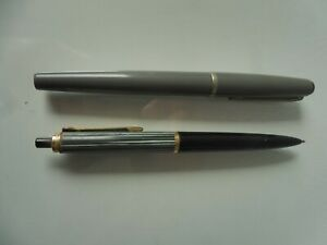 2 old Writing Instruments From Pelikan, Ballpoint Pen 455