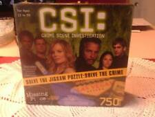 NEW SEALED CSI: DOUBLE DOWN SOLVE THE JIGSAW SOLVE THE CRIME