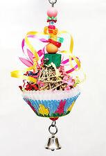 Easter Bunny Pet Bird Toy Parrot Cage Toys Parakeet Cockatiel Conure Senagal Toy