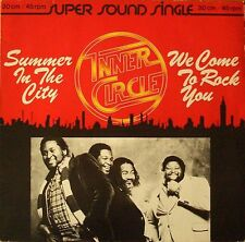 "Inner Circle - Summer In The City (12"" Island Vinyl Maxi-Single Germany 1980)"