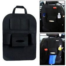 Car Auto Seat Back Multi Pocket Storage Bag Organizer Holder Hanger Accessory