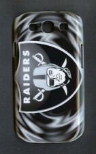 OAKLAND RAIDERS 1 Piece Glossy Case / Cover for Samsung GALAXY S3 (Design 2)