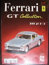 FASCICULE  48 FERRARI GT COLLECTION 205 GT 2+2 AVEC POSTER