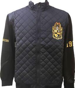 Buffalo Dallas Alpha Phi Alpha Fraternity On Court Mens Jacket