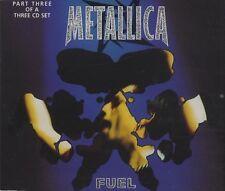 Fuel CD 3 Metallica Audio CD