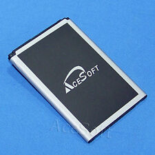 AceSoft 2770mAh Extended slim Battery For T-Mobile LG Leon H345 Smart Phone