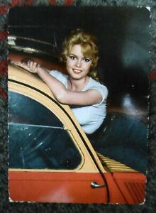 Alte Fotopostkarte Brigitte Bardot