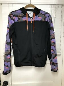 KTM WOMENS EMPHASIS HOODIE Purple/Black Size Small (unique, hard to find)