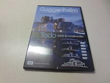 Guggenheim Una Historia De Piedra Y Titanio Todo Sobre Su Construccion DVD