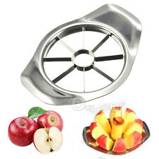 Apple Slicer Cutter Corer Wedger Pear Fruit Stainless Steel Kitchen Tool Peeler