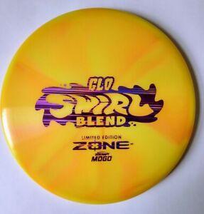 🍊🌞Limited Edition Discraft Glo Swirl Blend Zone, 173-174 Orange Sunburst 🍊 🌞