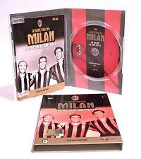 DVD VIDEO CALCIO - LA GRANDE STORIA DEL MILAN - VOL. 1 - DA KILPIN AL GRE-NO-LI