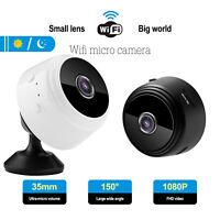 1080P Wifi Hidden IP Camera Video Recorder Spy Home Security Cam Night Vision