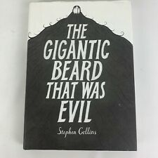 The Gigantic Beard That Was Evil Hardcover Graphic Novel Book Stephen Collins