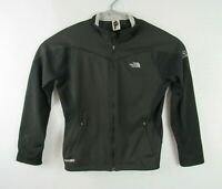 Men's The North Face Summit Series Sz Large Black Full Zip Windstopper Jacket 1y
