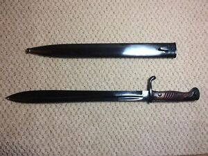 W.W.l Imperial Germany Butcher Mauser Bayonet K9898/05 - TOP Reproduction