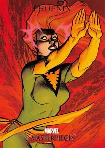 PHOENIX / 2007 Marvel Masterpieces BASE Trading Card #64