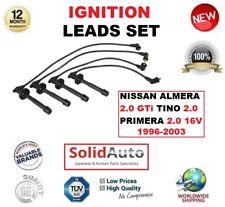 für Nissan Almera 2.0 GTI TINO 2.0 PRIMERA 2.0 16V 1996-2003 Zündleitungen Satz