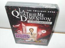 la quatrieme dimension - the twilight zone - integrale saison 2 - dvds
