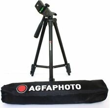 "AGFAPHOTO 50"" Pro Tripod With Case For Sony HDR-TD10"