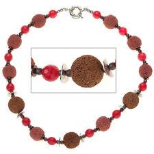 Tigeraugen Modeschmuck-Halsketten