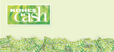 Kohls Cash $10x10=$100 VALID: 04/12/2021-04/25/2021 For in-store use only
