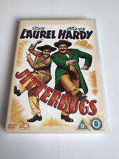 Laurel and Hardy Jitterbugs DVD