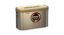 NESCAFÉ Gold Blend Rich & Smooth Instant Ground Coffee Tin 500g