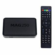 MAG 250 BOX lettore multimediale Internet TV set top box IPTV Set Top USB HDMI HD